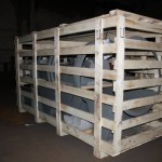 Steel structure packing