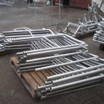Stainless steel railings manufacturing