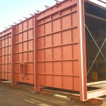 electrostatic precipitator case