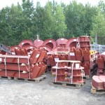 Equipment for cement plant