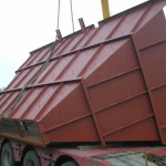 electrostatic precipitator delivery