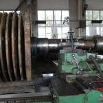 Hammer crusher rotor tuning