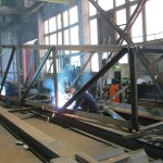 rake frame manufacturing